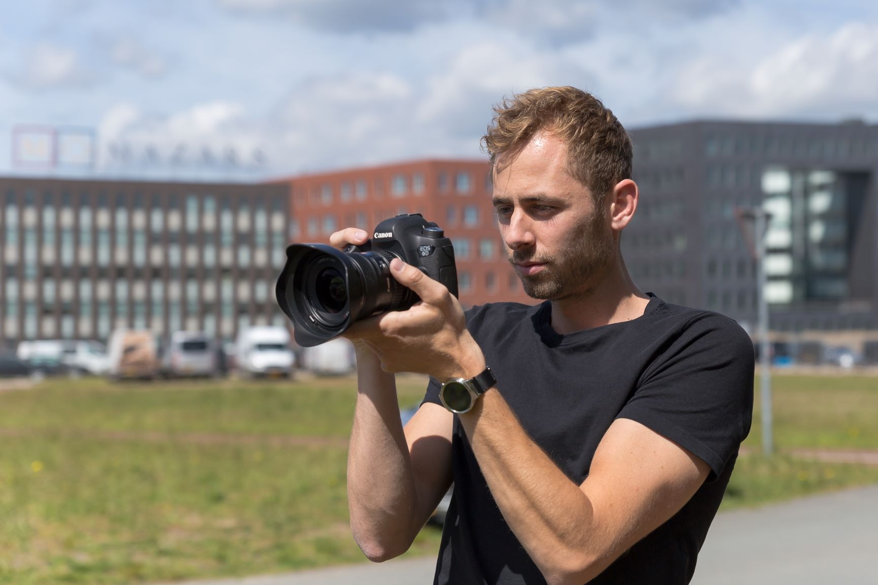Zibber vastgoedfotograaf Tommy