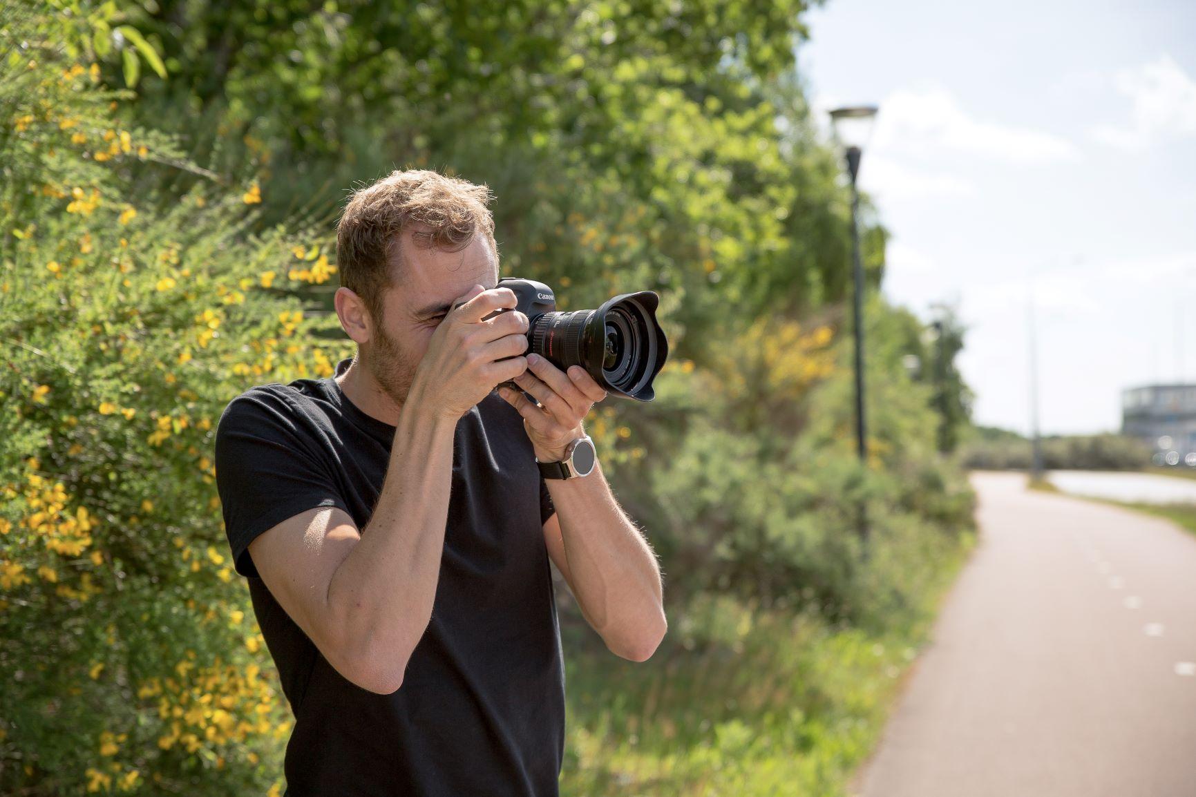 Zibber vastgoedfotograaf Tommy Zeeland